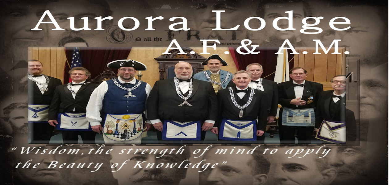 Aurora Lodge, A.F. & A.M.